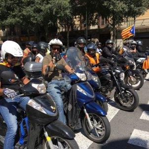 Motoristes per la independència / Sergi Alcàzar