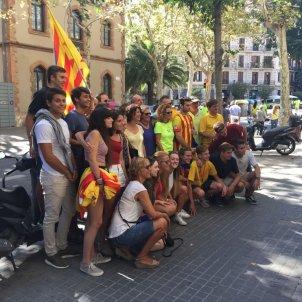 grups de joves diada   Toni Piqué