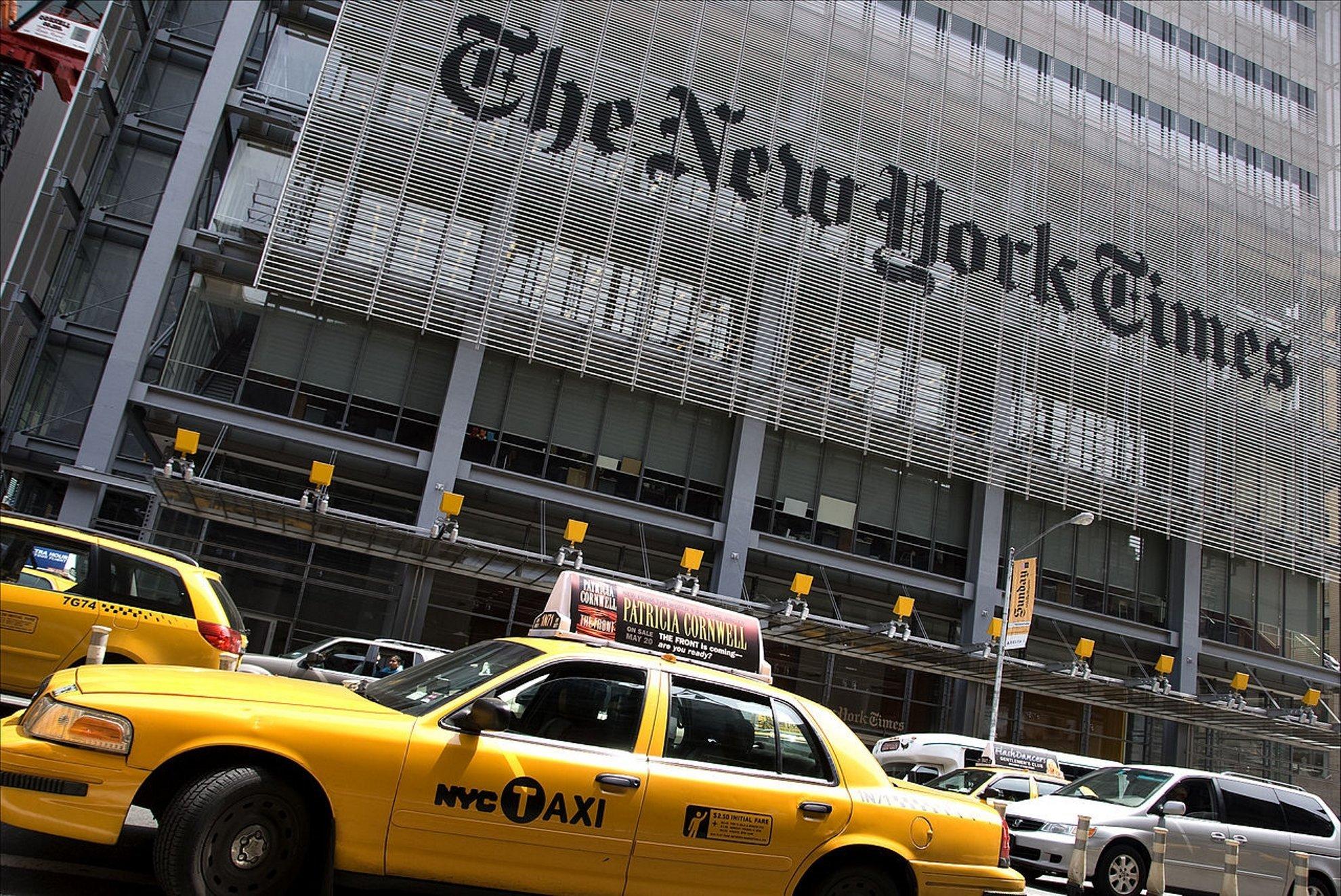 "Resultado de imagen de 'The New York Times': ""Els independentistes tallen llaços amb la monarquia espanyola"""