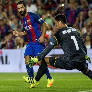 Arda Turan gol Barça Sevilla Efe 2