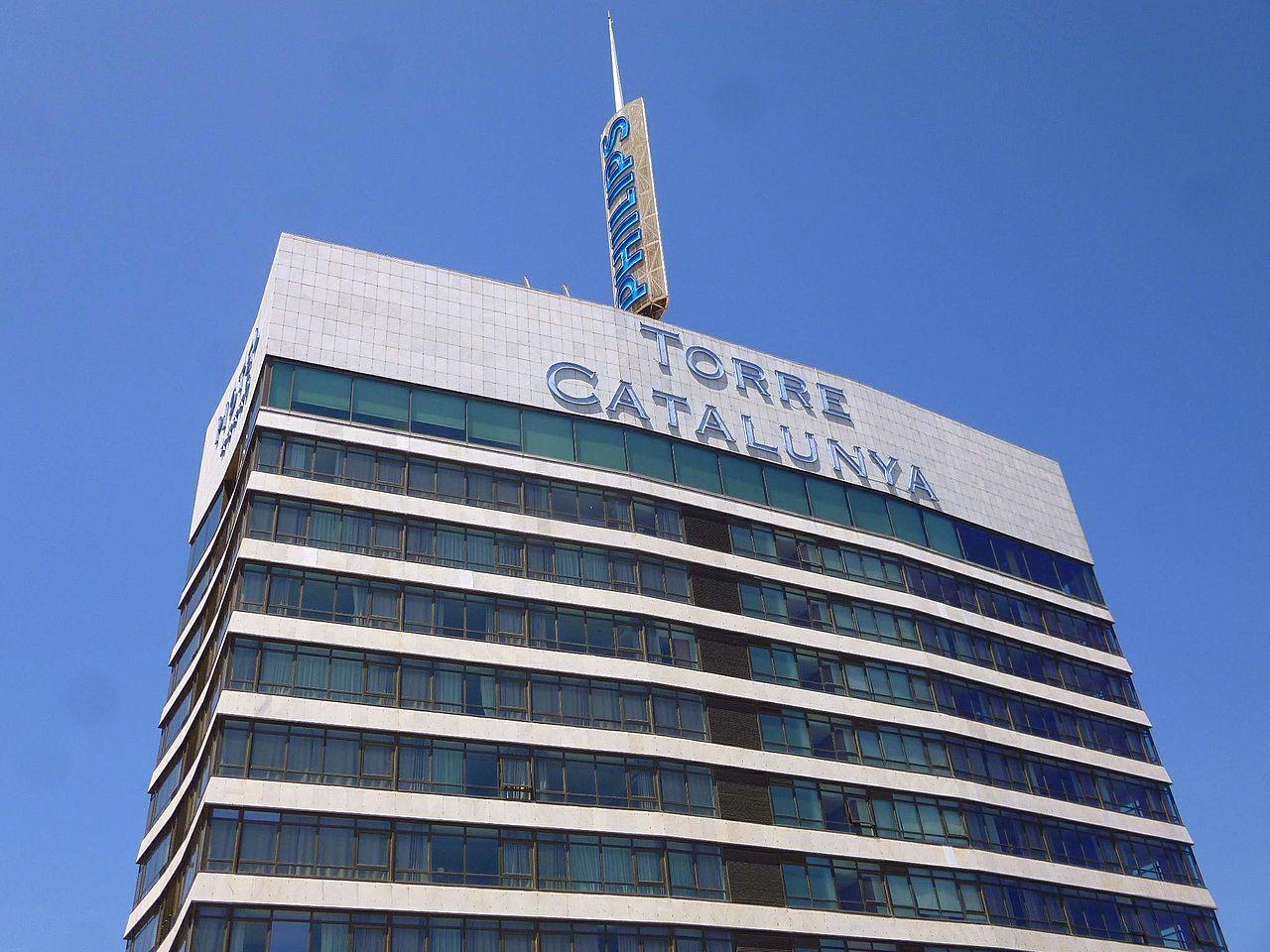 Gran Hotel Torre Catalunya Barcelona / Viquipèdia