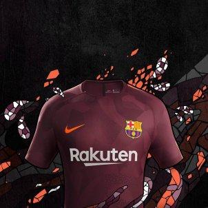 Smarreta Barça tercera   FCB