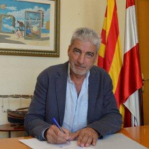 Alcalde de Blanes   Miquel Lupiáñez Aj. Blanes