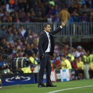 Ernesto Valverde Barça Juventus   EFE
