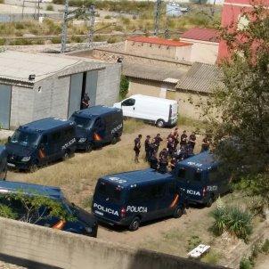 policia nacional reus caserna guardia civil