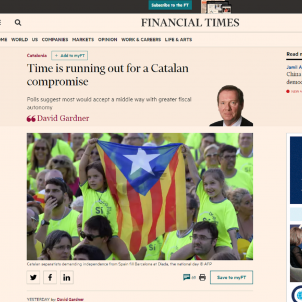Financial Times avisa