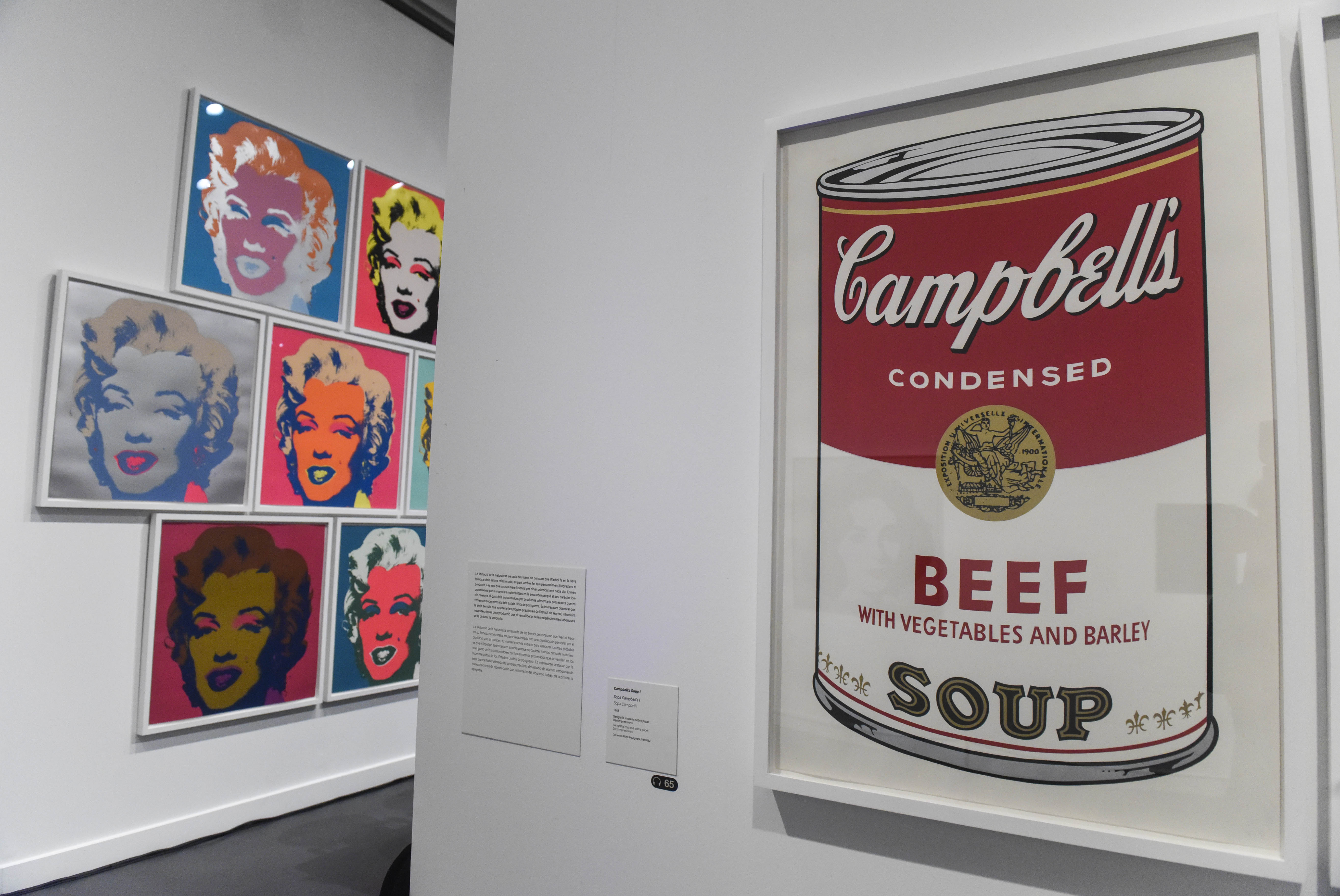 Warhol Caixaforum