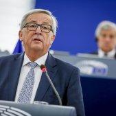 """Juncker, a Puigdemont: """"No subestimi l'ampli suport a Rajoy a Europa"""""""