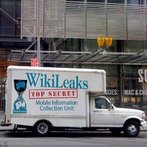 wikileaks wikipedia