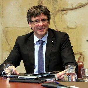 El president Puigdemont / ACN