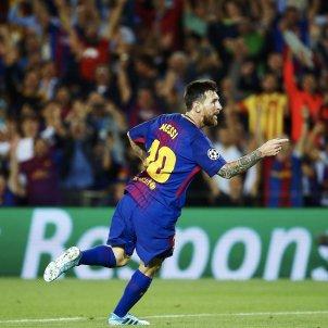 Leo Messi gol Barça Juventus Camp Nou   EFE