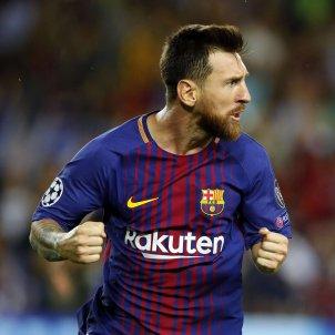 Leo Messi gol Barça Juventus Tori Camp Nou   EFE