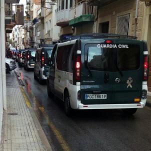 Guardia Civil Calella
