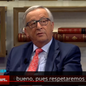 Juncker captura