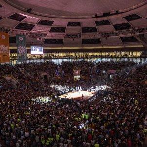 Tarraco arena 1-O Tarragona Referendum - Sergi Alcazar