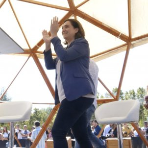 L'alcaldessa de Barcelona, Ada Colau / ACN