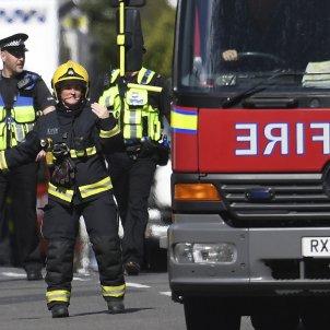 explosió Londres setembre EFE