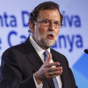 Rajoy a Barcelona PP - Sergi Alcazar