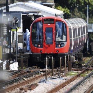 atac londres tren EFE