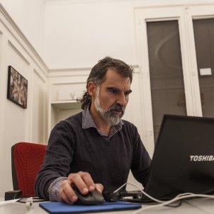 Jordi Cuixart . Sergi Alcazar
