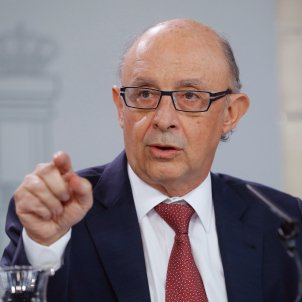 montoro consell ministres efe