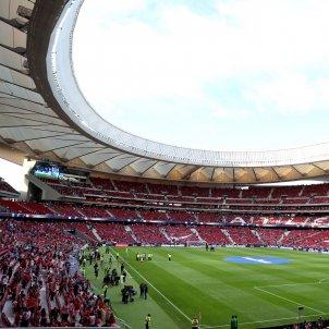 Wanda Metropolitano Atlètic de Madrid Efe