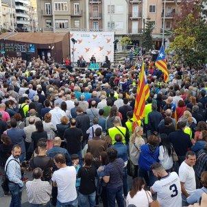 plaça ricard vinyes Lleida omnium