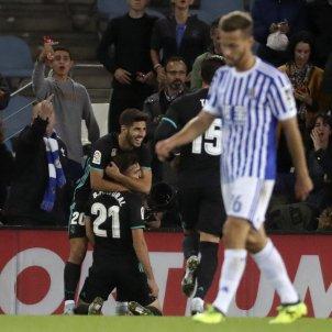Reial Madrid Asensio Reial Societat   EFE