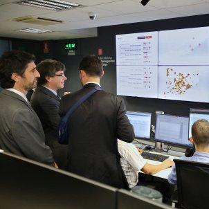 puigdemont agencia ciberseguretat / Jordi Bedmar