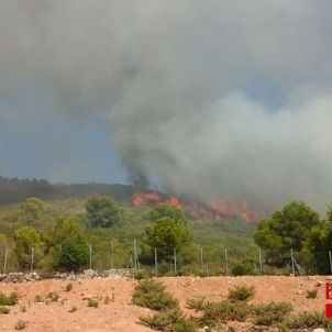 incendi Calafell