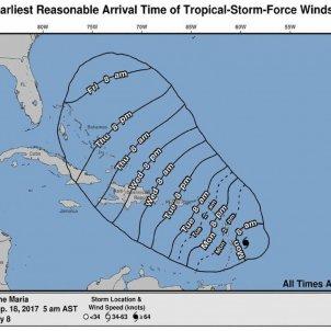 huraca irma - efe