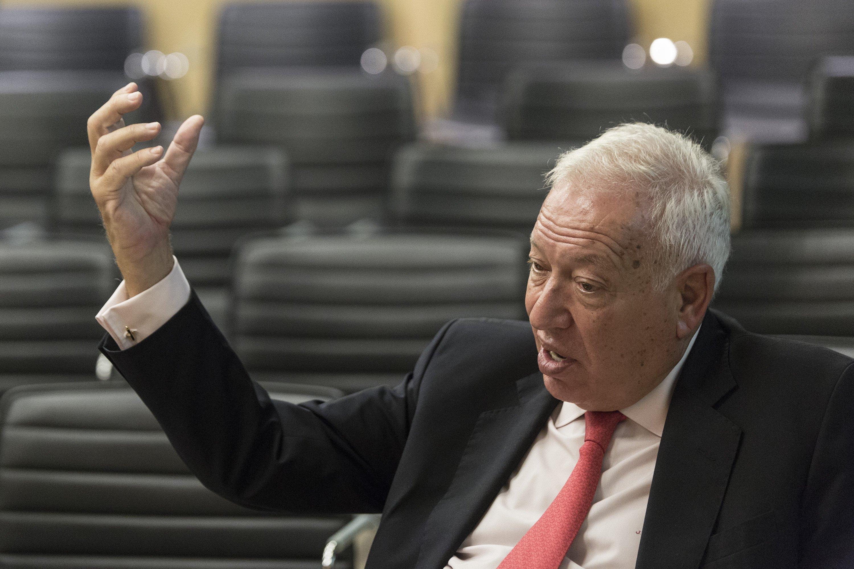 José Manuel García Margallo - Sergi Alcazar