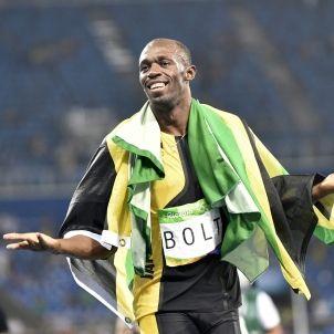 Usain Bolt Jocs Olímpics Rio 2016 Captura