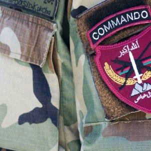 Afganistan Exèrcit Nacional Forces Especials (Sarah Brown)
