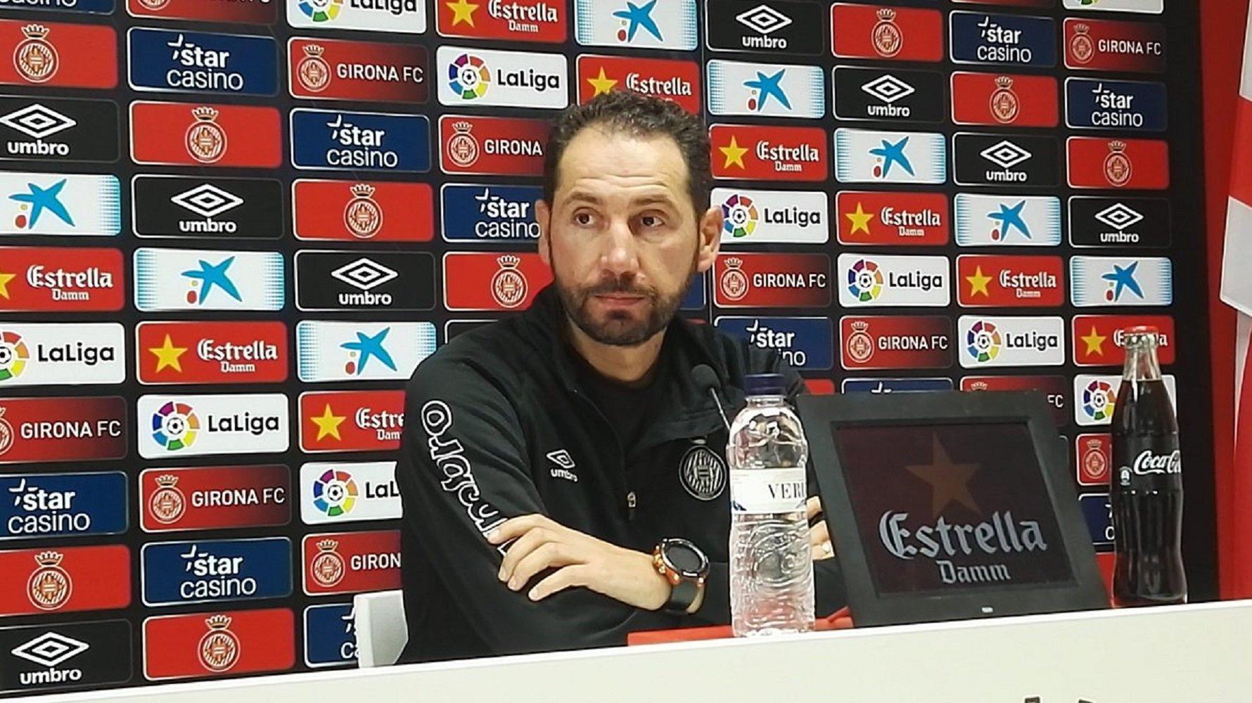 Pablo Machín Girona @GironaFC