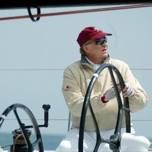 Rei Joan Carles regata  GTRES
