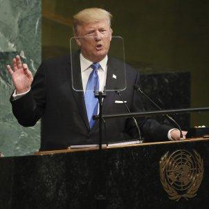 Donald Trump - EFE