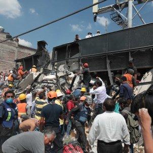 Terratrèmol Mèxic - EFE