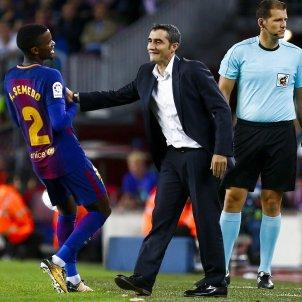 Valverde Barça Eibar Efe