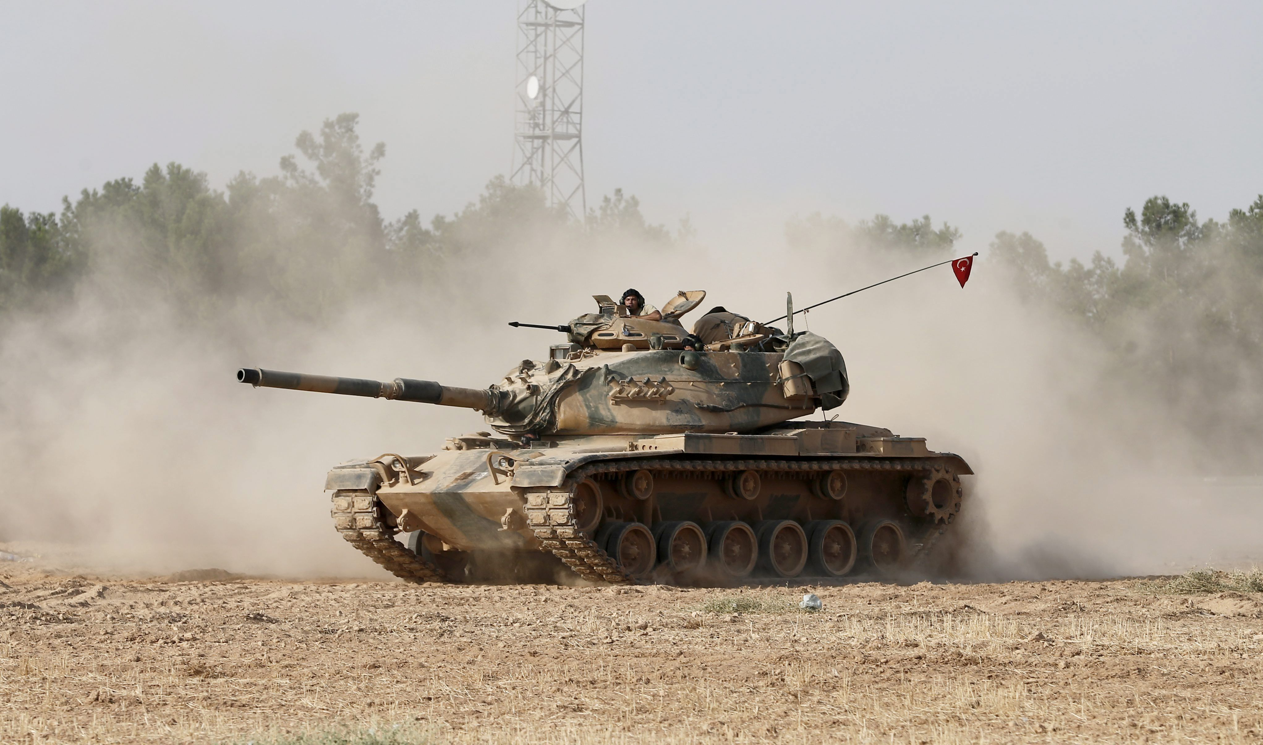 turquia tanc siria efe