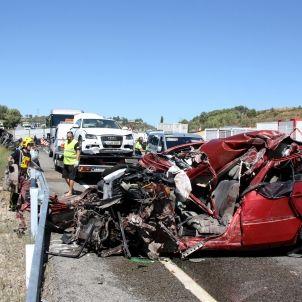 Accident Trànsit Espluga Francolí - ACN