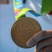 Medalla oro juegos EFE