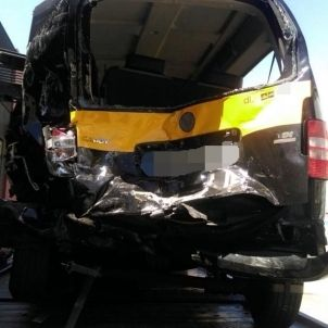 accident taxi acn