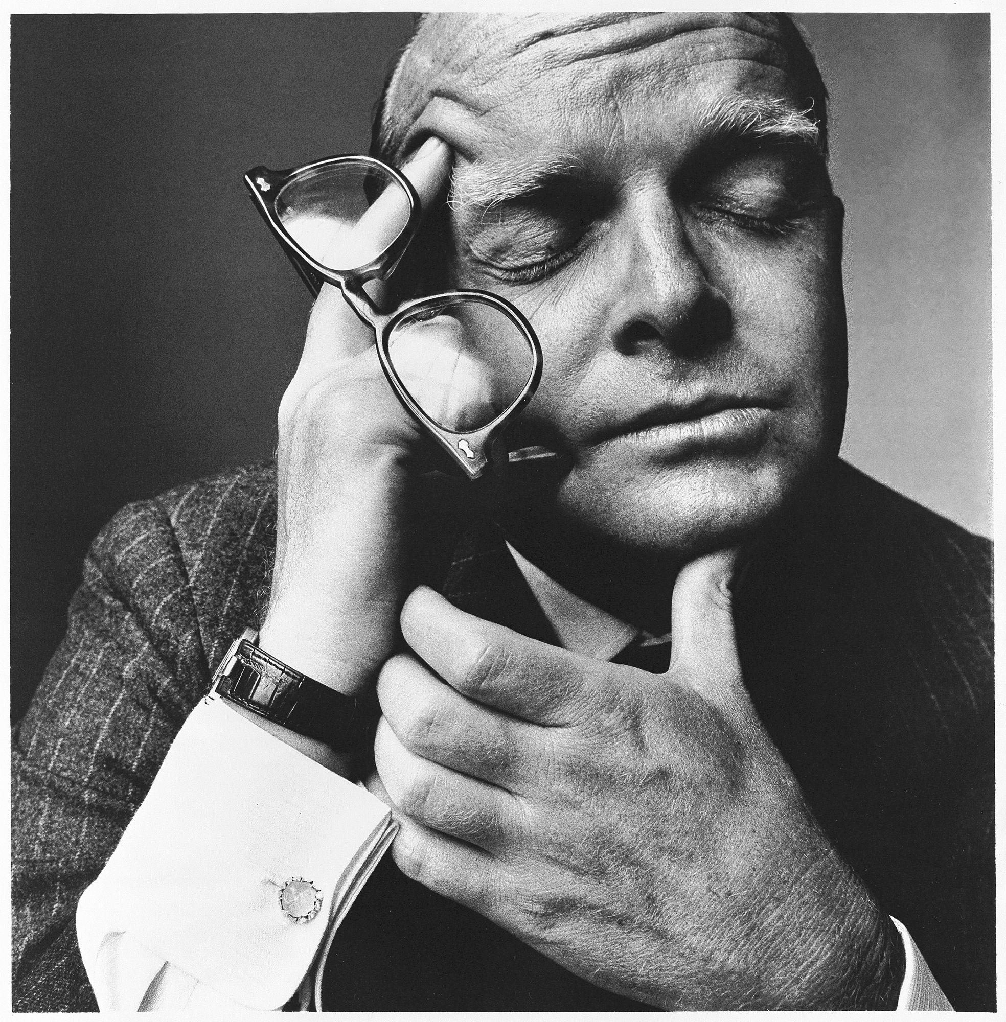 Truman Capote Moscot