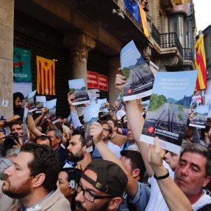cartells referendum manifestacio sergi alcazar