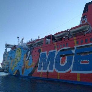 moby dada barco barcelona