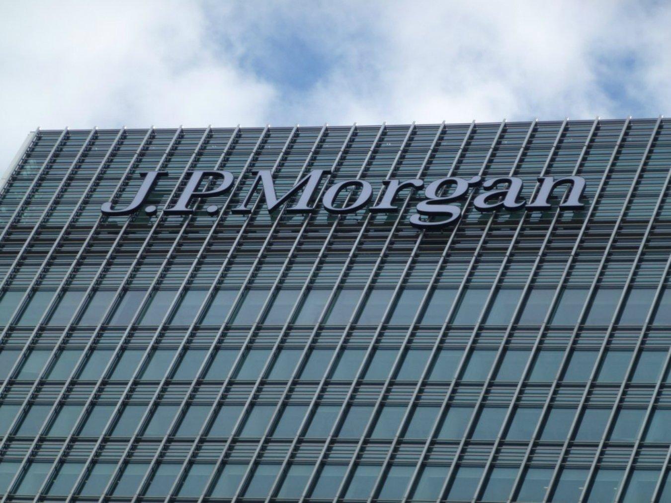 JP Morgan Gideon Benarl