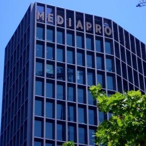 Mediapro Centre Audiovisual Imagina Barcelona CC