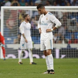 Reial Madrid Betis Cristiano Ronaldo Sergio Ramos   EFE