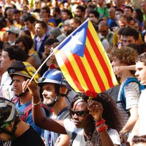 Manifestació davant del TSJC (1) / Sergi Alcàzar